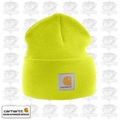 Carhartt A18 Knit Watch Cap - Bright Lime One Size Fits All