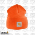 Carhartt A18 Knit Watch Cap Bright Orange One Size Fits All