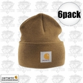 Carhartt A18 Brown Acrylic Watch Cap One Size Fits All