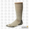 Carhartt A3915-HGY-LG Mens Arctic Wool Heavyweight Boot Sock