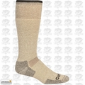 Carhartt A3915 Large Mens Arctic Wool Heavyweight Boot Sock Heather Grey