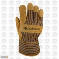 Carhartt A515 Insulated Suede Safety Cuff Work Glove - X-Large