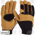 Carhartt A533 The Dex Leather Utility Gloves Large