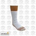Carhartt A66 Cold Weather Boot Socks Brown X-Large