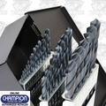 Champion Cutting Tools 129CO 29 Piece 705C Cobalt Jobbers Drill Bit Set