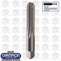"Champion Cutting Tools 3088-4-T 4"" HS 8 Taper Thread Tap"