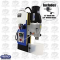 "Champion Cutting Tools AC50 2-1/8"" RotoBrute Magnetic Drill Press"