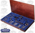 Champion Cutting Tools S51JR 302-327' HS Tap and HS Die Set