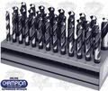 Champion Cutting Tools XL12-33 HSS Silver and Deming Bit Set