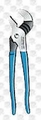 "Channellock 440 12"" Tongue & Groove Pliers"
