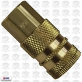 "Coilhose 150-DL 1/4"" NPT Female M Coupler Body Air Fitting"