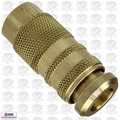"Coilhose 15C90B4F-DL 1/4"" NPT Female M Coupler Body Air Fitting"