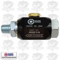 "Coilhose 40014-DL 1/4"" 5.0 CC In-Line Pneumatic Air Lubricator"