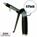 "Coilhose TYP-2500CS 4pk 1/4"" NPT Typhoon High Volume Air Blow Gun"