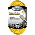 Coleman Cable 01488 50' 14/3 Polar/Solar Extension Cord