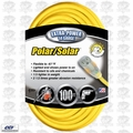 Coleman Cable 01489 100' 14/3 SJEOW Polar/Solar Extension Cord