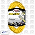 Coleman Cable 01688 50' 12/3 SJEOW Polar/Solar Extension Cord