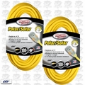 Coleman Cable 01689 2pk 100' 12/3 SJEOW Polar/Solar Extension Cord