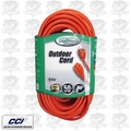 Coleman Cable 02308 50' 16/3 Indoor/Outdoor Extension Cord