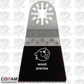 "Coram Tools MJI 055 2-5/32"" (55mm) Japanese Tooth Fine Wood Blade"