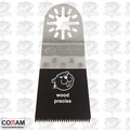"Coram Tools MJI045-10 10pk 1-1/4"" (45mm) Japaneses Tooth Fine Wood Blades"