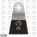 "Coram Tools MJI055-10 10pk 2-5/32"" (55mm) Japaneses Tooth Fine Wood Blades"
