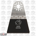 "Coram Tools MJI065-10 10pk 2-9/16"" (65mm) Japaneses Tooth Fine Wood Blades"