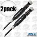 Cully 37011 16-In-1 Megaproof Screwdrivers