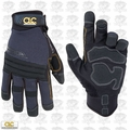 Custom Leathercraft 145L Tradesman High Dexterity Work Gloves - Large