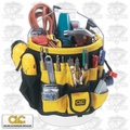 Custom Leathercraft 4122 5 Gal Bucket Tool Bag Holder Organizer