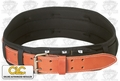 Custom Leathercraft 51625 5'' Wide Padded Comfort Belt