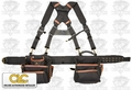 Custom Leathercraft 51714 Signature Series Comfort-Lift Combo Rig Tool Belt