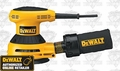 "DeWalt D26451K Heavy-Duty 5"" Random Orbit Sander Kit"