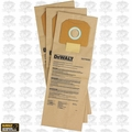 DeWalt D279052 Paper Filter Bag for D27905