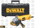 DeWalt D28402K Heavy-Duty Small Angle Grinder Kit