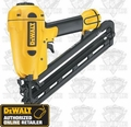 DeWalt D51275K Angled Finish Nailer Kit