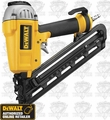"DeWalt D51276K Heavy-Duty 1"" to 2-1/2"" 15 Gauge Angle Finish nailer"