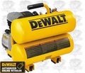 DeWalt D55153 1.1 HP Electric Twin Stack Air Compressor