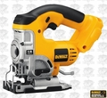 DeWalt DC330B Heavy Duty XRP 18V Cordless Jig Saw (Tool Only)