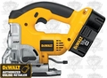 DeWalt DC330K Heavy Duty XRP 18V Cordless Jig Saw Kit