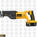 DeWalt DC385K Heavy-Duty XRP 18V Cordless Reciprocating Saw Kit