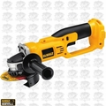 "DeWalt DC411B Heavy-Duty XRP 18V Cordless 4-1/2"" Cut-Off Tool (Bare Tool)"