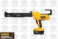 DeWalt DC546K 18V Cordless Adhesive and Caulk Dispenser