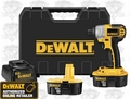"DeWalt DC825KA (Reconditioned) Heavy-Duty 1/4"" Impact Driver Kit"