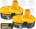 DeWalt DC9096-2 18volt XRP Battery Combo Pack