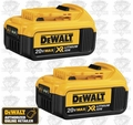 DeWalt DCB204 20V MAX* XR 4.0 Ah Lithium Ion Battery