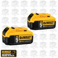 DeWalt DCB205-2 20V MAX* Premium XR 5.0 Ah Lithium Ion Battery