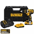 "DeWalt DCD790D2 Brushless Compact 1/2"" Drill / Driver Kit"