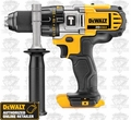 DeWalt DCD985B Lithium Ion Premium 3-Speed Hammerdrill