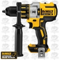 DeWalt DCD995B XR Lithium Ion Brushless Premium Hammer Drill
